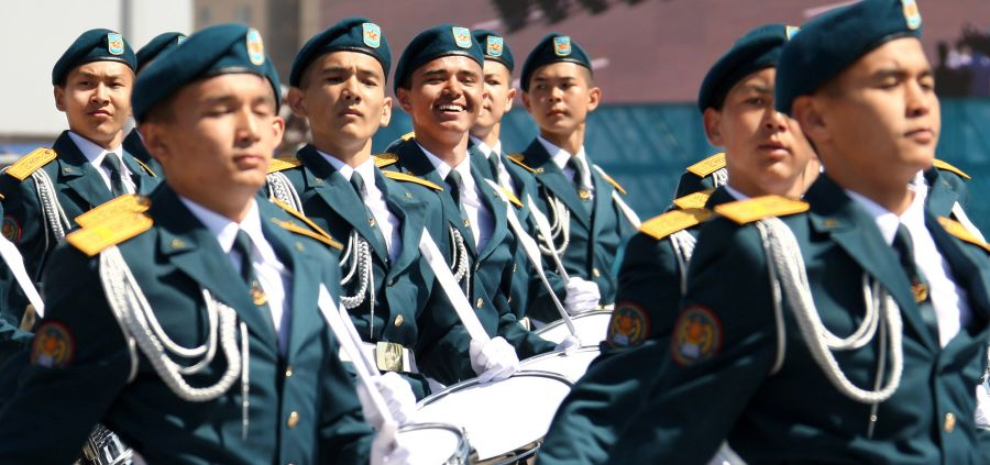 ҚР сарбаздары Қытайда өтетін Жеңістің 70 жылдығына арналған шеруге қатысады