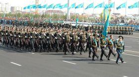 Қазақстан әскері Ұлы жеңістің 70 жылдығына орай Бейжіңде өтетін парадқа қатысады