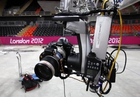 Лондон олимпиадасында фотографтардың жұмысын роботтар атқармақ