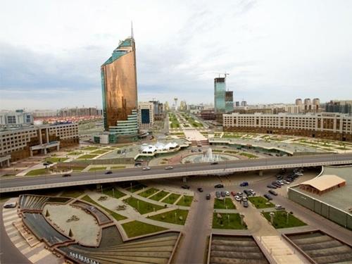Астана - қазақ елінің астанасы