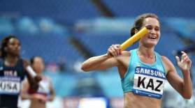 Виктория Зябкина әлем чемпионатының финалдық кезеңінде бақ сынайды