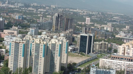 Алматы - әлемнің ең лас қалаларының бірі