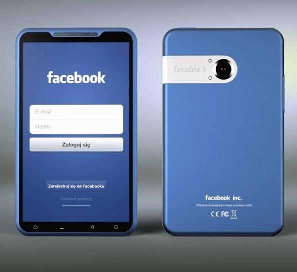 Facebook 2013 жылы өз смартфонын шығаруды жоспарлауда