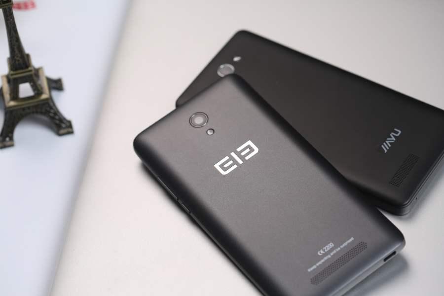 Elephone Q – смартфон мен фитнес-білезіктің біріккен нұсқасы