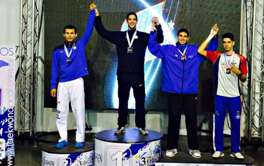 Қазақстандық таеквондошылар «Argentina Open» турнирінде 4 жүлде жеңіп алды