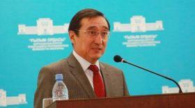 Экс-сенатор Нөгербеков Есеп комитетінің мүшесі болды
