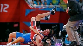Екінші балуанымыз Рио Олимпиадасына жолдама алды