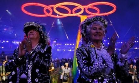Лондон Олимпиадасының ашылу салтанаты