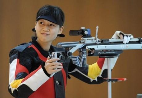 Лондон Олимпиадасындағы алғашқы алтынды қытайлық спортшы иеленді