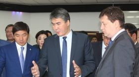 Бауыржан Байбек: «Алматы мұнай бағамына тәуелді емес»