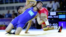 Артас Сана Рио Олимпиадасы жолдамасына ие болды
