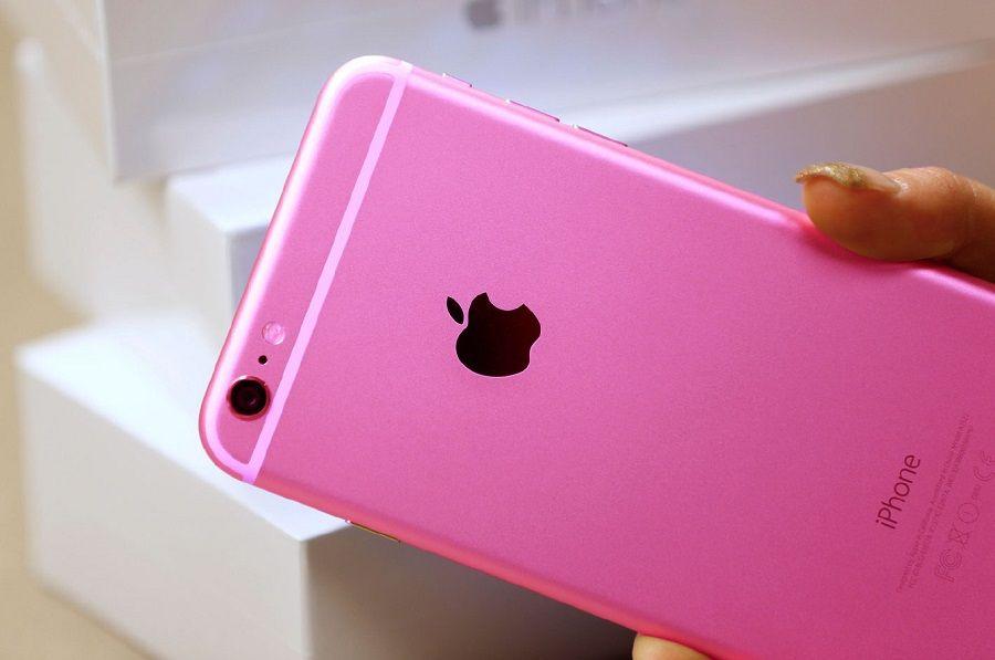 Қызғылт түсті iPhone 6s бірнеше сағаттың ішінде сатылып кетті