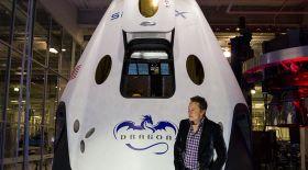 SpaceX аппаратының ішкі дизайны қандай? (видео)