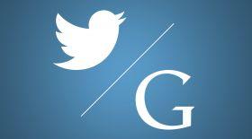 Google мен Twitter-дің біріккен жобасы шығады