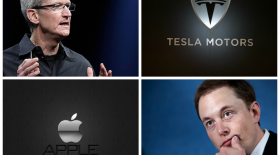 Apple Tesla Motors көлік концернін сатып алуы мүмкін