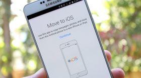 Android смартфондары iOS платформасына өте алады