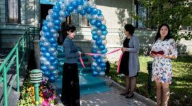 Астанада Әлеуметтік көмек көрсету орталығы ашылды
