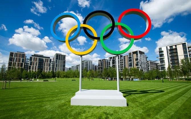 Олимпиада сақиналары неге бесеу?