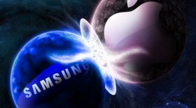 Samsung компаниясы iPhone-ды тағы да келеке етті (видео)