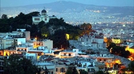 Афина - Грек елінің астанасы