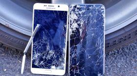 Galaxy Note 5-тің беріктігін дроп-тест тексерді