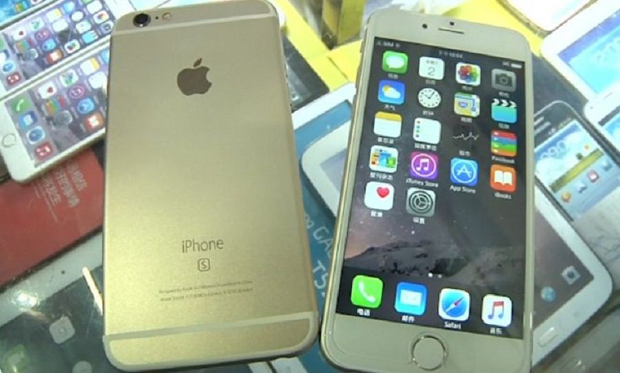 Қытайда iPhone 6s cмартфоны сатылымға шықты