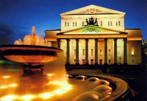 Үлкен театр жайлы тарихи дерек