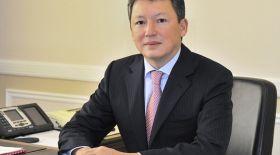 Тимур Құлыбаев Ұлттық Олимпиада Комитетінің президенті болды