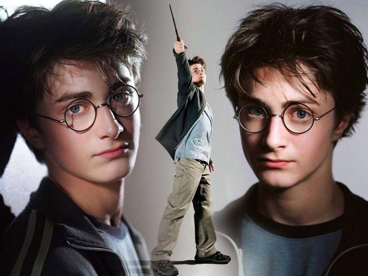Гарридың кітап сыртындағы күндері...