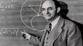 Физик ғалым Энрико Фермидің айтқандары