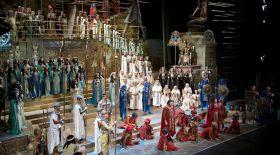 II Халықаралық «Жібек жолы» фестивалі «Аида» операсымен ашылады