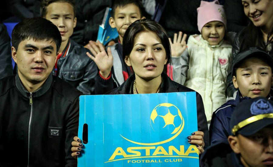 «Астана» УЕФА клубтар рейтингінде 13 орынға жоғарылады