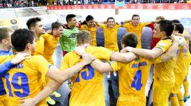 Футзалдан Қазақстан құрамасының Еуропа чемпионатындағы қарсыластары анықталды