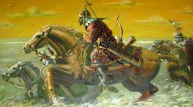 Кенесары ханның ұлы Сыздық батыр # 2
