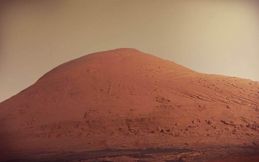 NASA: Марста көлдер болған
