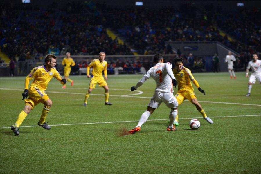 Қазақстан Нидерланд командасынан 1:2 есебімен жеңіліс тапты