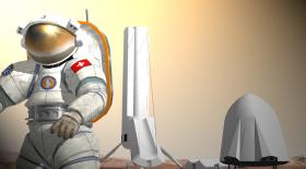 NASA Марсқа ғарышкер ұшырады