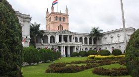 Парагвай – Американың жүрегі