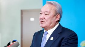 Назарбаев Мақсұт Нәрікбаевтың қайтыс болуына байланысты көңіл айту жеделхатын жолдады