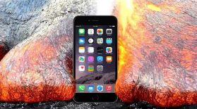 iPhone 6s лава температурасына төзе ала ма?
