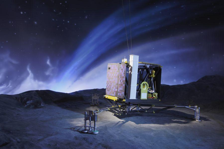 Rosetta миссиясының тарихы (видео)