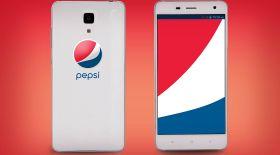 Pepsi смартфон шығарады
