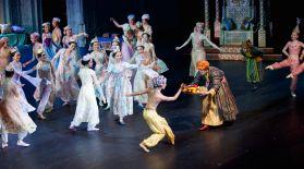 «Астана Опера» театрында «Бақшасарай бұрқағы» қойылады