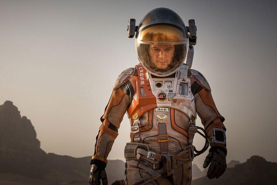 «Марс тұрғыны» фильмінің ғылыми негізі