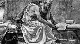 Массагет энциклопедиясы. Архимед
