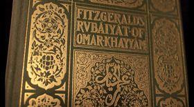 Омар Хайямның «Рубаяттары» Титаникпен бірге батып кеткен