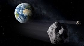 Астероид Жерге жақын ұшып өтеді