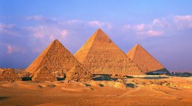 Көне пирамидалар қай елдерде орналасқан?