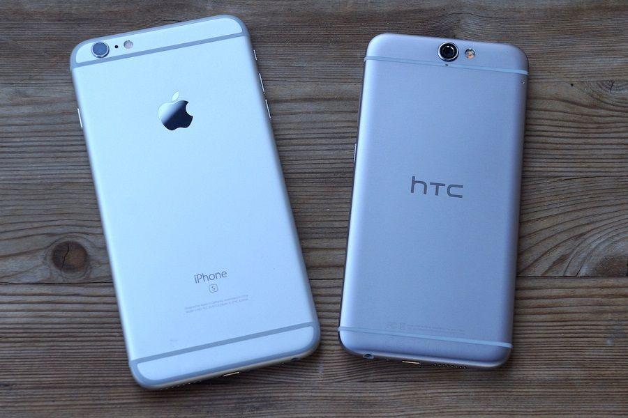 HTC One A9 — iPhone 6s смартфонының аналогы