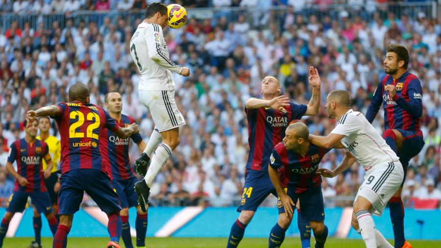 «Эль-Класикода» төреші «Реалға» көмектеспек болған